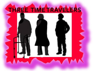 THREE-TIME-TRAVELERS