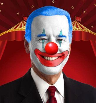 biden clown